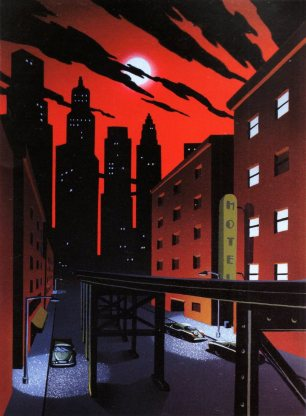 Bruce Timm - Batman: The Animated Series